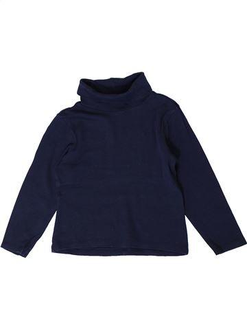 Camiseta de cuello alto niño ORCHESTRA negro 5 años invierno #1401303_1