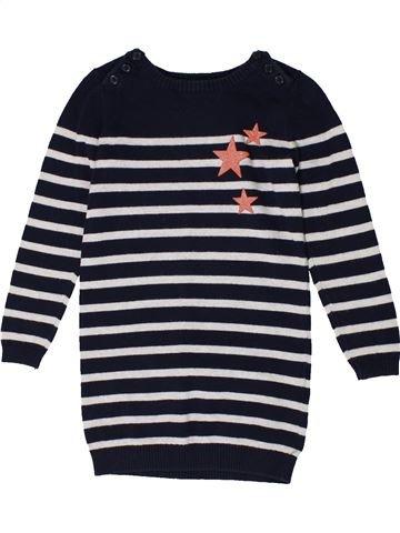 Robe fille KIABI noir 3 ans hiver #1401343_1