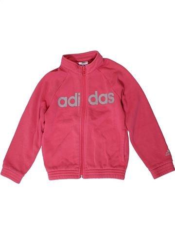 Ropa deportiva niña ADIDAS rosa 6 años invierno #1401412_1