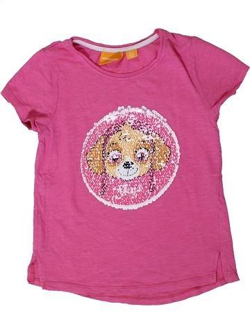 Camiseta de manga corta niña PAT'PATROUILLE rosa 6 años verano #1401478_1
