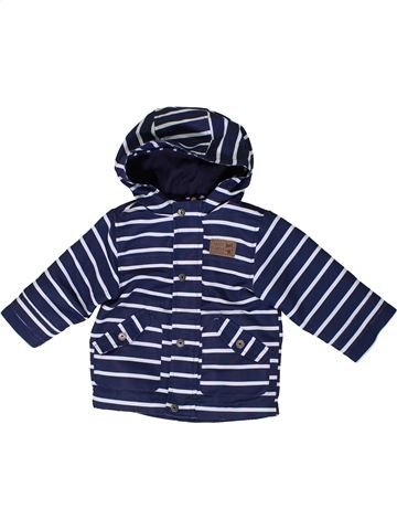 Chaqueta niño VERTBAUDET azul 9 meses invierno #1401480_1