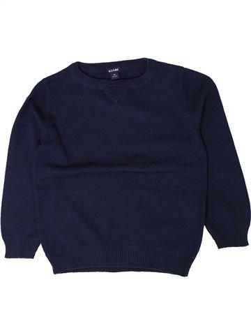 Pull garçon KIABI bleu 3 ans hiver #1401519_1