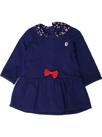 Robe fille SERGENT MAJOR bleu 12 mois hiver #1401612_1