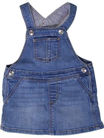 Robe fille H&M bleu 9 mois hiver #1401622_1