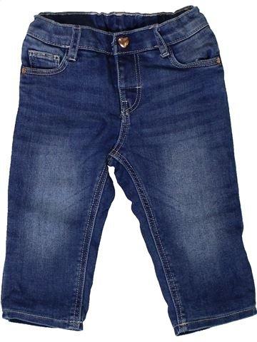 Jean fille H&M bleu 9 mois hiver #1401639_1