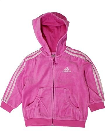 Sportswear fille ADIDAS rose 9 mois hiver #1401661_1