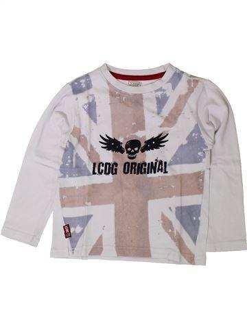 Camiseta de manga larga niño LA COMPAGNIE DES PETITS gris 4 años invierno #1401769_1