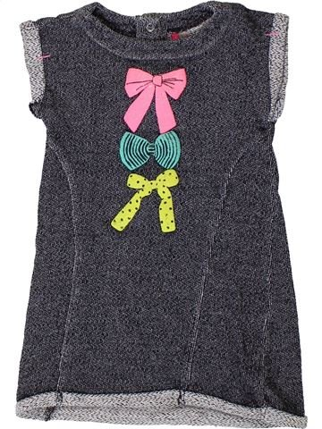 Robe fille ORCHESTRA gris 3 ans hiver #1401786_1