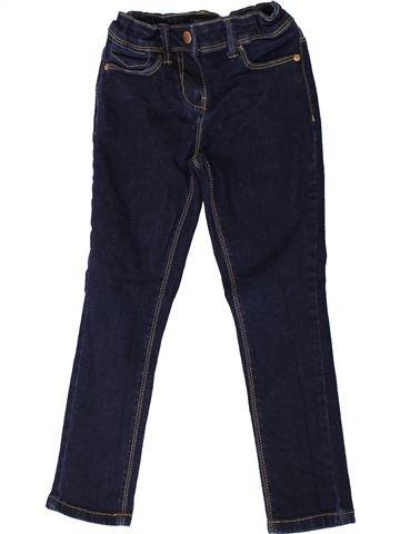 Tejano-Vaquero niño KIABI azul oscuro 5 años invierno #1401829_1