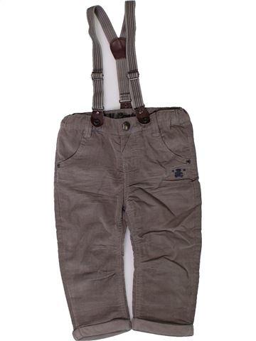Pantalón niño LULU CASTAGNETTE gris 18 meses invierno #1401842_1
