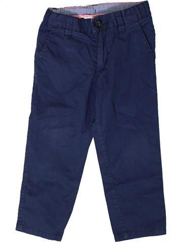 Pantalon garçon H&M bleu 3 ans hiver #1401917_1