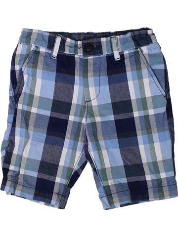 Short - Bermuda garçon H&M bleu 4 ans été #1402027_1