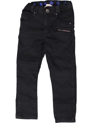Tejano-Vaquero niño H&M azul oscuro 4 años invierno #1402028_1