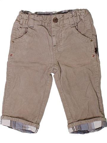 Pantalón niño SERGENT MAJOR gris 6 meses invierno #1402106_1