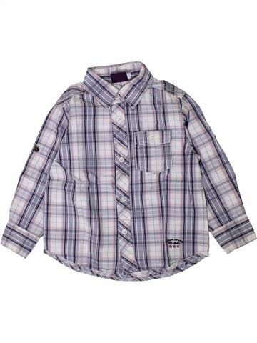 Camisa de manga larga niño SERGENT MAJOR gris 3 años invierno #1402132_1