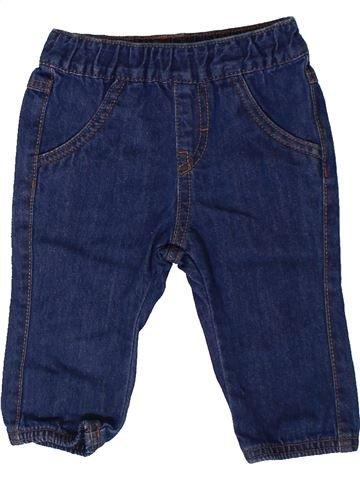 Tejano-Vaquero niño KIABI azul 6 meses invierno #1402203_1