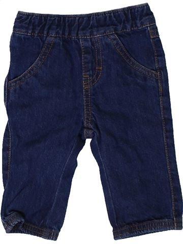 Tejano-Vaquero niño KIABI azul 3 meses invierno #1402219_1