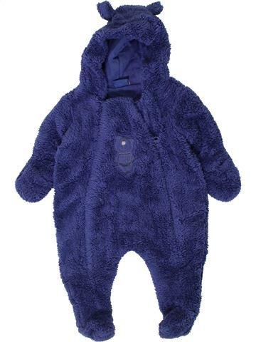 Mono-polar niño BEBE BONITO azul 6 meses invierno #1402230_1