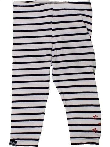 Legging niña NANO & NANETTE blanco 12 meses invierno #1402278_1