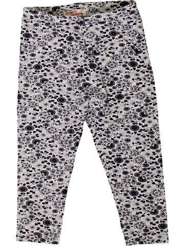 Legging fille DPAM gris 18 mois hiver #1402285_1
