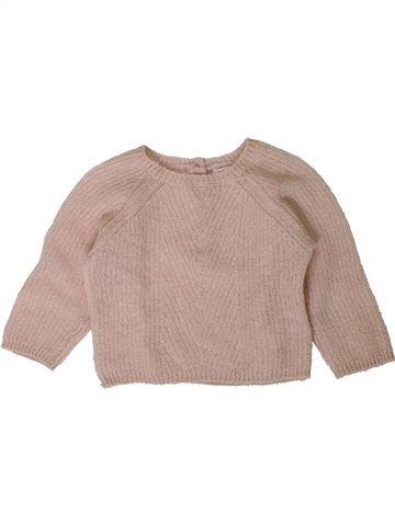 jersey niña BOUT'CHOU rosa 9 meses invierno #1402288_1