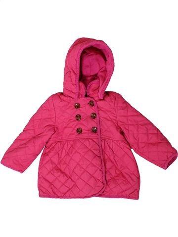 Manteau fille MINI CLUB rose 18 mois hiver #1402305_1