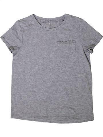 Camiseta de manga corta niña GEORGE gris 10 años verano #1402339_1