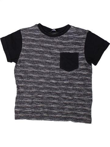 Camiseta de manga corta niño GEORGE gris 6 años verano #1402365_1