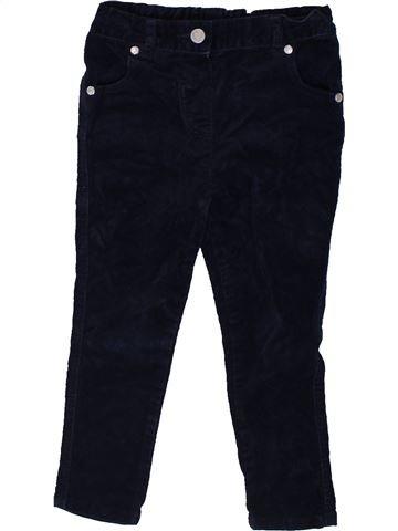 Pantalon fille TU noir 3 ans hiver #1402435_1