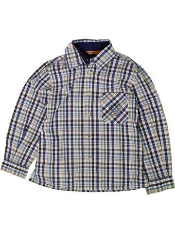 Chemise manches longues garçon MAYORAL gris 5 ans hiver #1402448_1