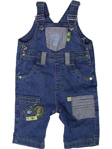 Mono niño GEORGE azul 6 meses invierno #1402450_1