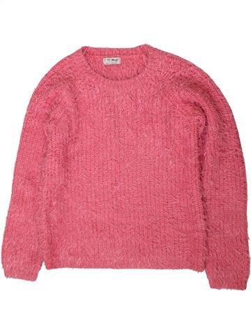 jersey niña NEXT rosa 10 años invierno #1402463_1