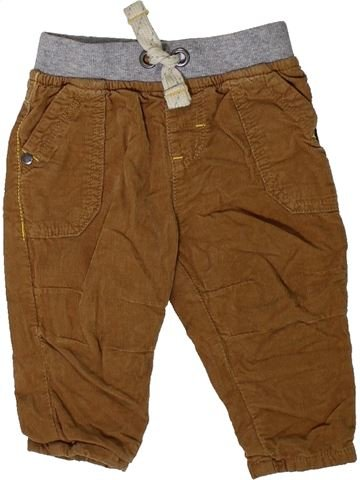 Pantalón niño NUTMEG marrón 3 meses invierno #1402478_1