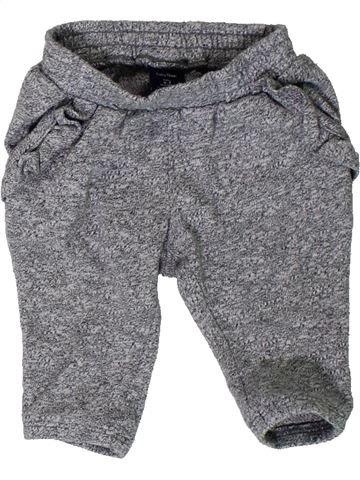 Pantalón niña GAP gris 3 meses invierno #1402481_1