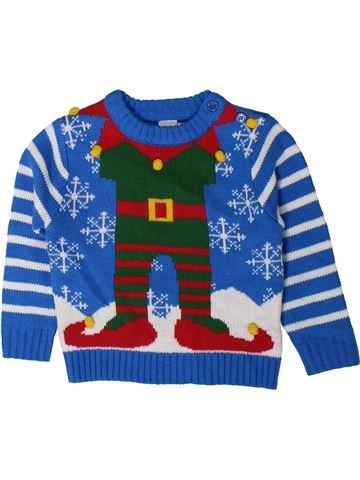 jersey niño MINI CLUB azul 18 meses invierno #1402485_1