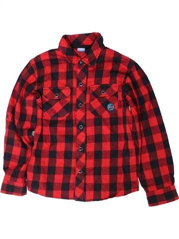 Camisa de manga larga niño KIDS rojo 8 años invierno #1402560_1