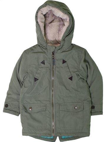 Abrigo niño MINI CLUB gris 4 años invierno #1402561_1