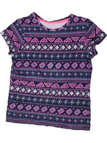 T-shirt manches courtes fille PRIMARK bleu 9 ans été #1402617_1