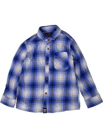 Camisa de manga larga niño NEXT azul 4 años invierno #1402718_1