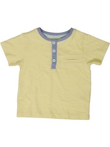 Camiseta de manga corta niño TU beige 9 meses verano #1402736_1