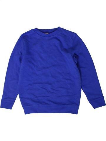 Sweat garçon TU violet 5 ans hiver #1402767_1