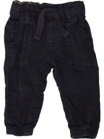 Pantalón niño NEXT negro 9 meses invierno #1402771_1