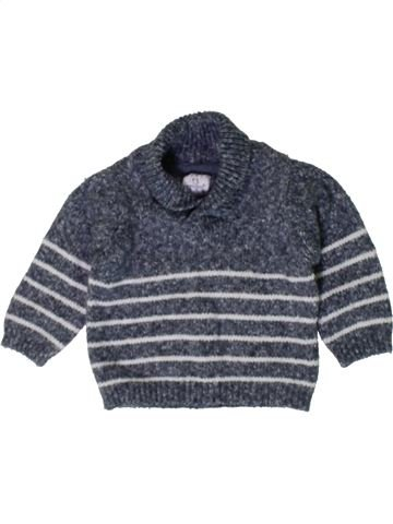 jersey niño PRIMARK azul 6 meses invierno #1402779_1