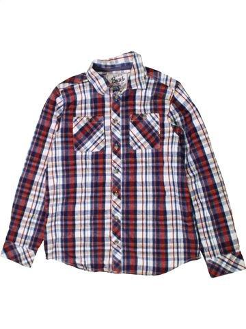 Camisa de manga larga niño BOYS gris 11 años invierno #1402842_1