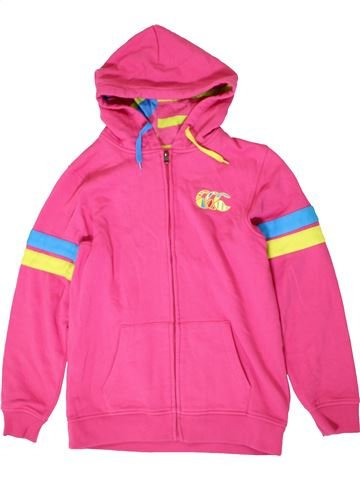 Sweat fille CANTERBURY rose 14 ans hiver #1402872_1