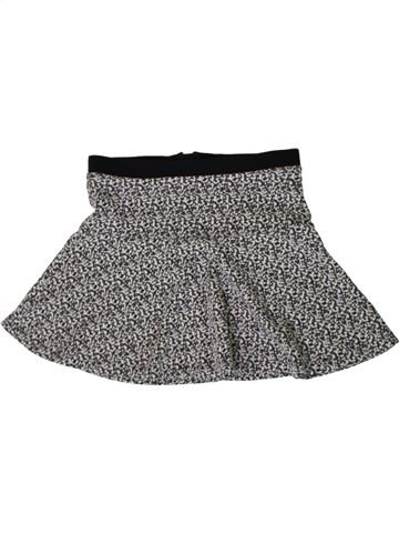 Jupe fille H&M gris 10 ans hiver #1402874_1