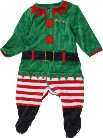 Pijama de 2 piezas niño MOTHERCARE rosa 6 meses invierno #1402882_1