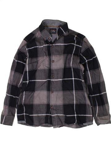 Camisa de manga larga niño NEXT negro 7 años invierno #1402887_1