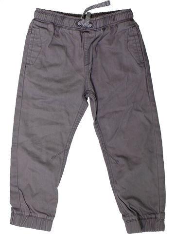 Pantalon garçon MATALAN gris 3 ans hiver #1403109_1