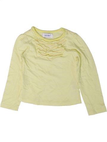 T-shirt manches longues fille PRIMARK vert 2 ans hiver #1403120_1